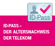 Altersverifikation<br />per ID-Pass